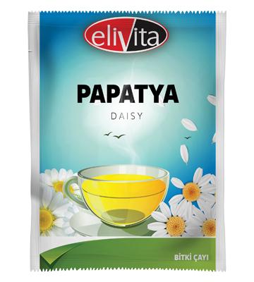 Elivita Papatya Poşet Çayı