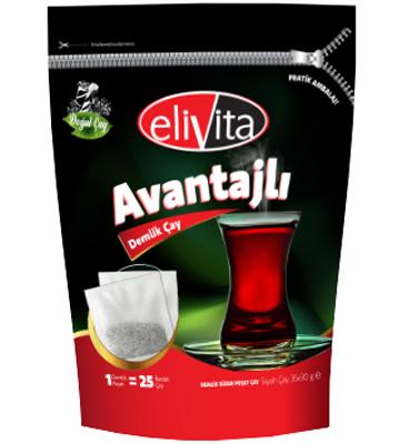 Elivita Demlik Poşet Çay