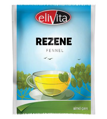 Elivita Rezene Poşet Çayı